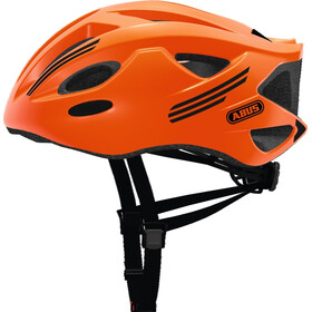 ABUS S-Cension Cykelhjelm orange